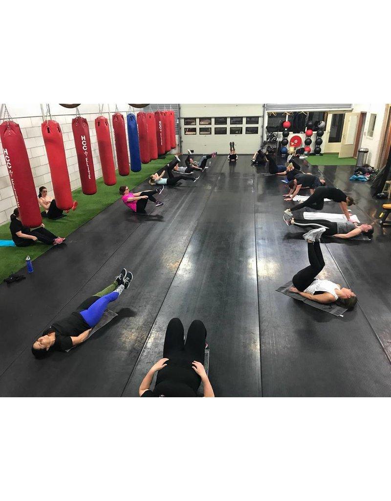 1x maand gratis fitnessen bij Hoeksch Conditie Centrum in Oud-Beijerland