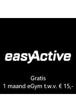 1x maand gratis eGym bij EasyActive in Oud-Beijerland