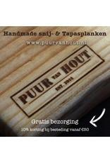 Onbeperkt gratis bezorging bij Puur van Hout in Heinenoord