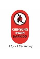 Hapkido Hoeksche Waard – Chimyung Kwan