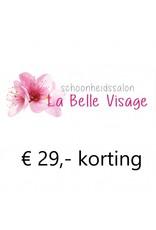 Schoonheidssalon La Belle Visage - Mijnsheerenland