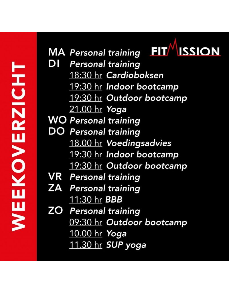 Fit Mission - Numansdorp