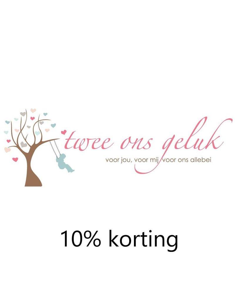 Onbeperkt 10% korting bij Twee Ons Geluk in Puttershoek