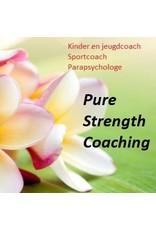 1x 50% korting op een consult van 1 uur bij Pure strength coaching in Oud-Beijerland