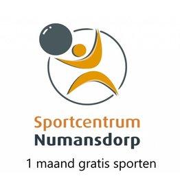 Sportcentrum - Numansdorp