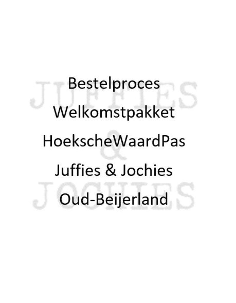 HoekscheWaardPas Juffies & Jochies