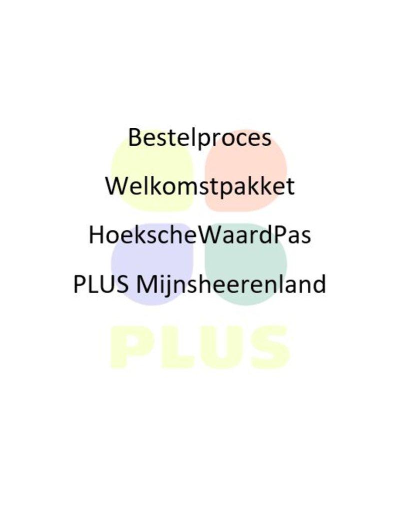 HoekscheWaardPas PLUS van Biene