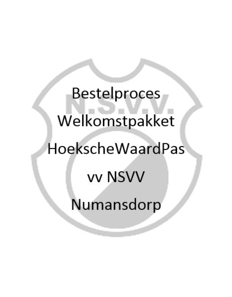 HoekscheWaardPas NSVV