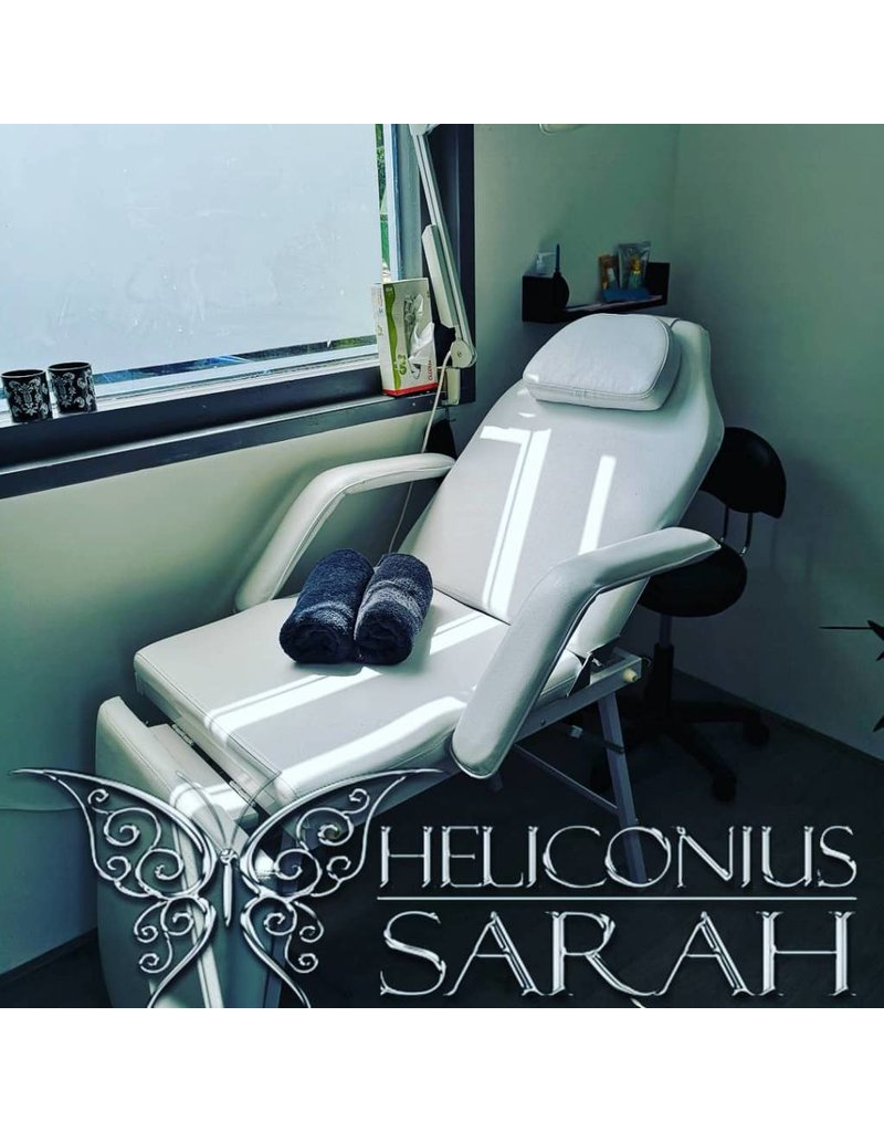 Onbeperkt 15% korting op een behandeling bij Sarah Heliconius in Oud Beijerland