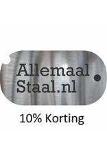 Onbeperkt 10% korting bij Allemaal Staal in Oud-Beijerland