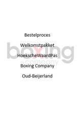 HoekscheWaardPas Boxing campany