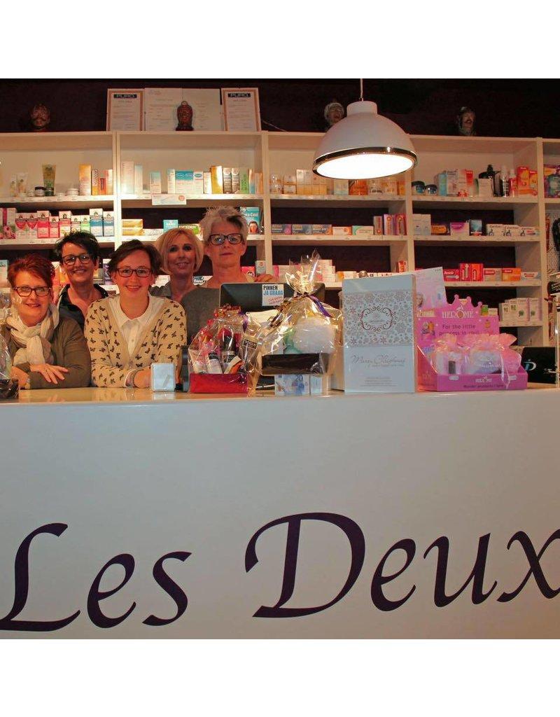 Onbeperkt 10% korting bij Drogisterij Parfumerie Les Deux in Numansdorp