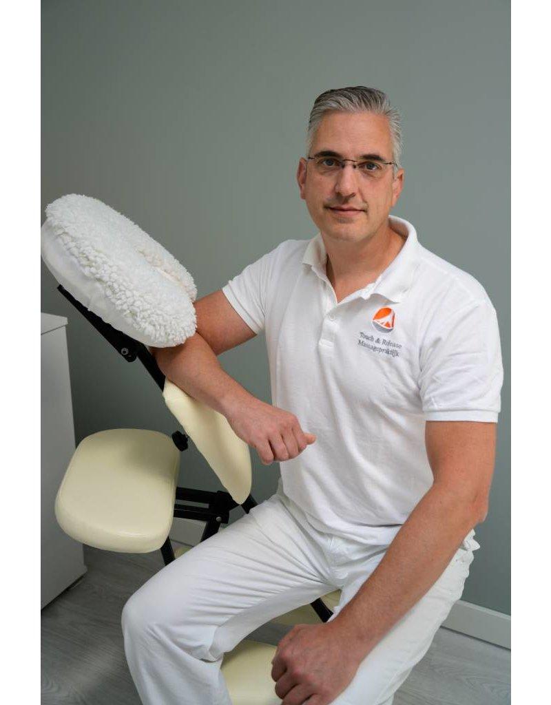Onbeperkt 15% korting bij Massagepraktijk Touch & Release in Puttershoek