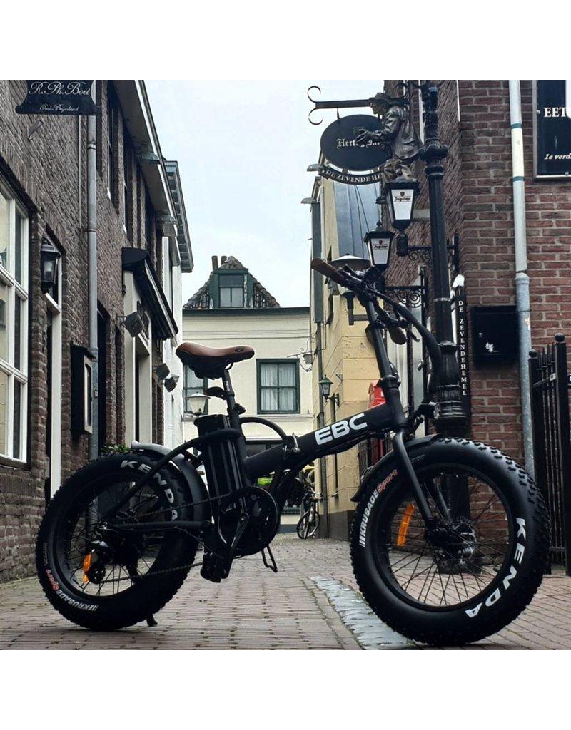 Onbeperkt gratis kettingslot bij E-BikeChoppers in Oud-Beijerland