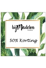 1x 50% korting op gelaatsbehandeling bij bijMadelon in Oud-Beijerland