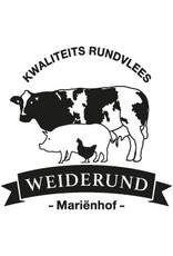 Onbeperkt ambachtelijke rollade met €3,25 korting bij Weiderund in Westmaas