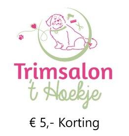 Trimsalon 't Hoekje - Heinenoord