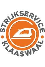 Onbeperkt €2,50 korting bij Strijkservice in Klaaswaal