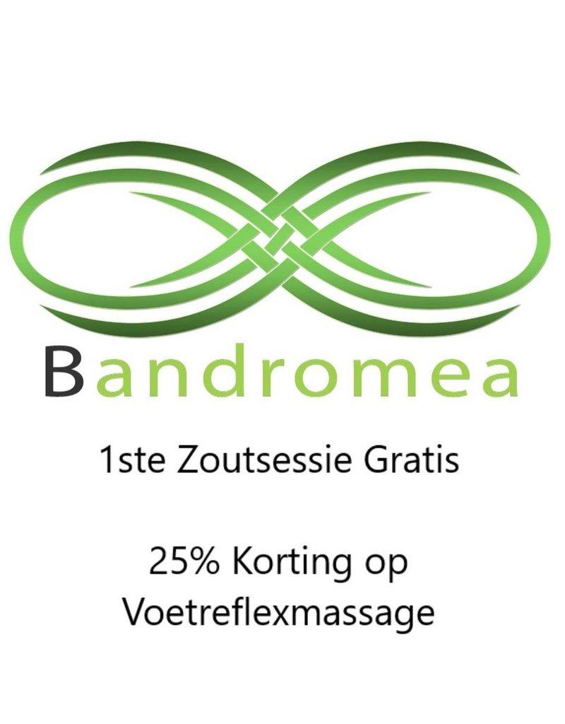 1x gratis zouttherapie sessie bij Bandromea in 's Gravendeel