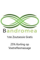1x 25% korting op voetreflexmassage bij Bandromea in 's Gravendeel
