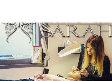 Sarah Heliconius - 15% Korting op een behandeling naar keuze