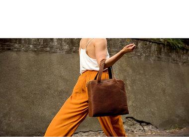Bas Van der Ree koffers en lederwaren - 10% Korting op koffers en lederwaren
