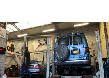 PK Cars - 10% Korting op een grote of kleine onderhoudsbeurt