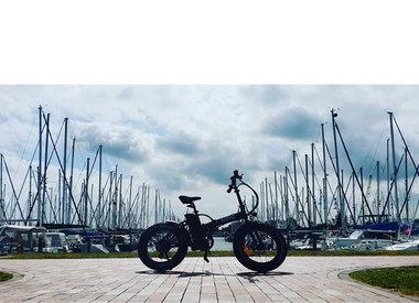 E-BikeChoppers - Bij aanschaf van een E-bike een kettingslot gratis