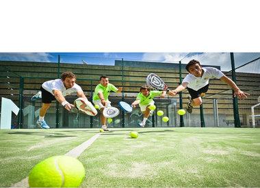 Tennisvereniging Oud-Beijerland  - Ontvang 10% extra korting op de actieprijs