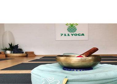 711 Yoga - 3 losse yogalessen voor €19,50