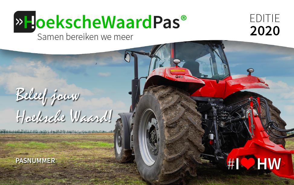 Overzicht van boerenbedrijven in de HW HoekscheWaardPas