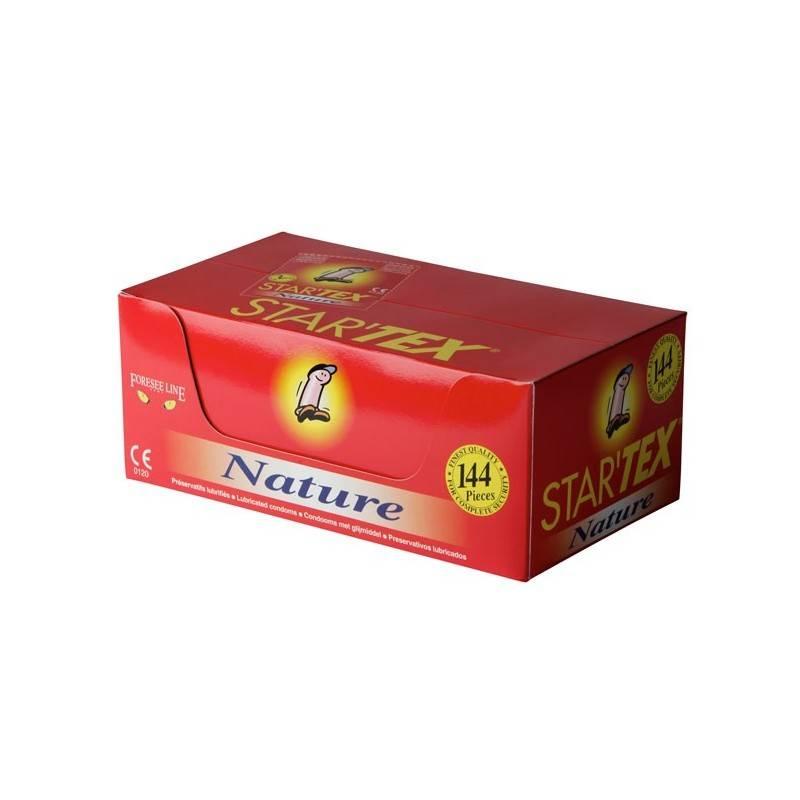 Startex Red Dunne Rode Condooms 100 stuks