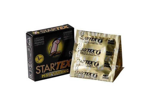 Startex Max Strong condooms