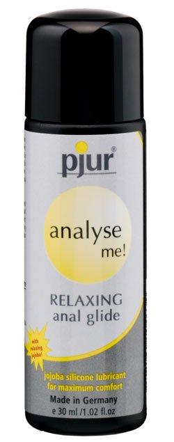 Pjur Analyse Me! - Relaxing Anaal Glijmiddel 30ml
