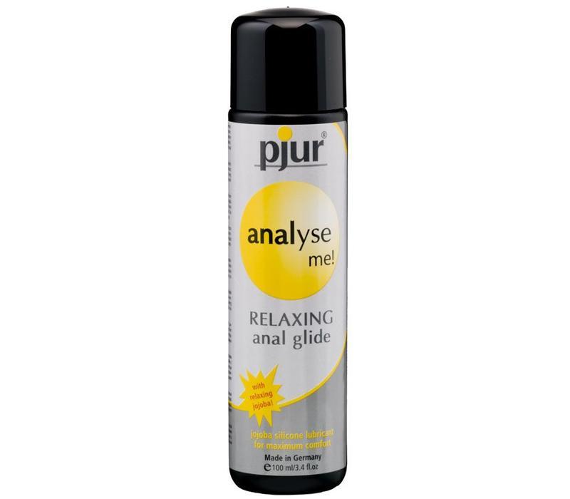 Analyse Me! - relaxing anaal glijmiddel