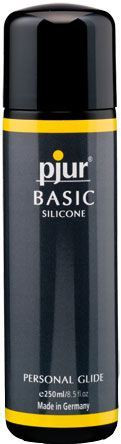 Pjur Basic Silicone Bodyglide 250ml