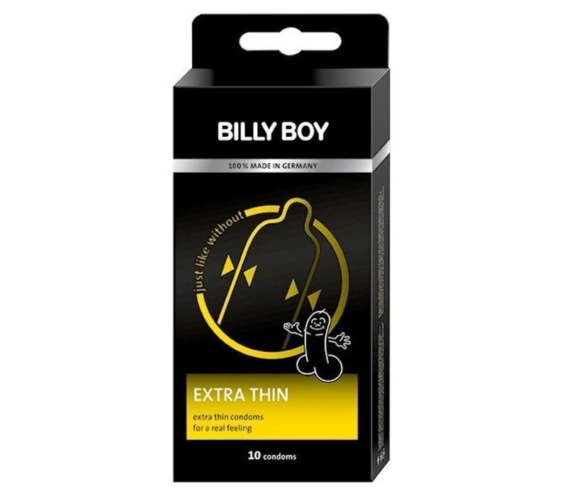 Extra Thin - 12 dunnere condooms