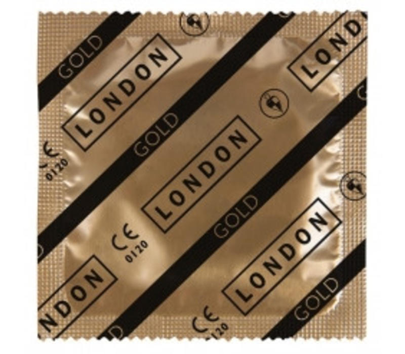 London Gold condoom