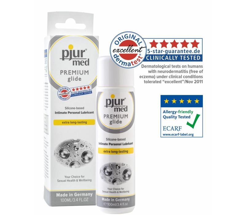Med Premium - extra langdurig glijmiddel op siliconenbasis (100 ml)