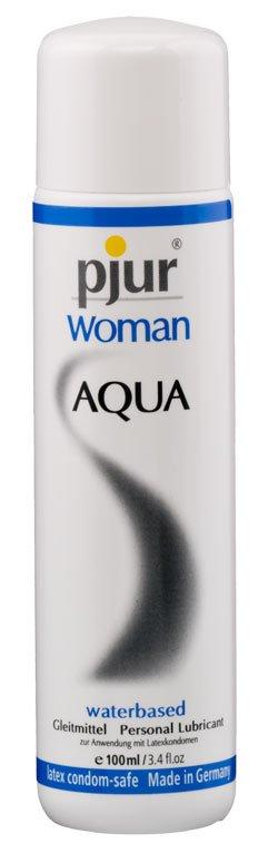 Pjur Woman Aqua- Glijmiddel Op Waterbasis Voor De Vrouw (100 Ml)
