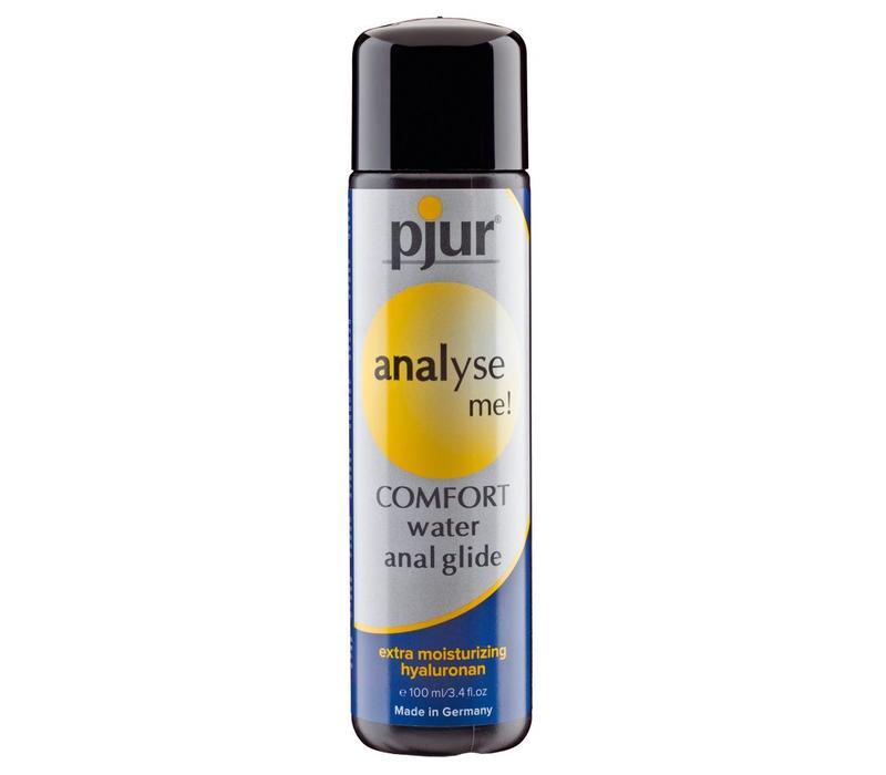 Analyse Me! COMFORT - anaal glijmiddel op WATERbasis (100 ml)