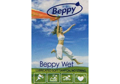 Beppy Comfort Wet tampons