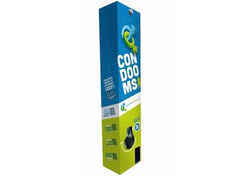 Condoom Anoniem Condoomautomaat