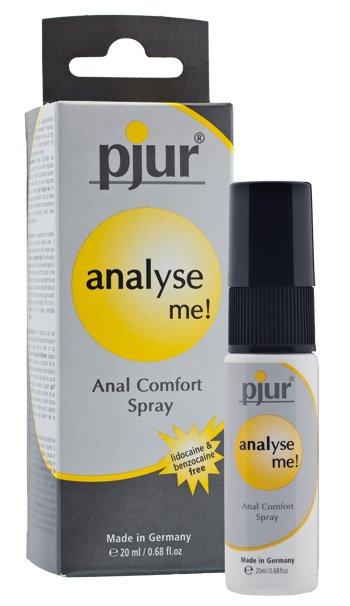 Pjur Analyse Me! Comfort Spray (20ml)