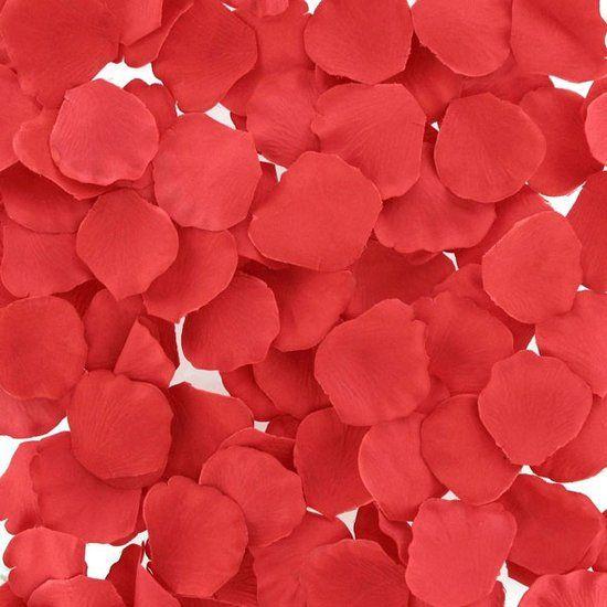 Condoom Anoniem Red Rose Petals Rozenblaadjes