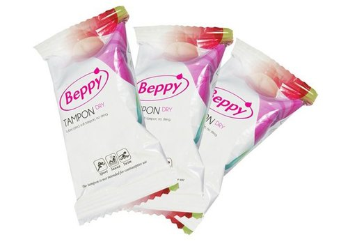 Beppy Dry tampons