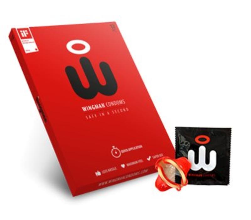 condooms (doosje 12 stuks)