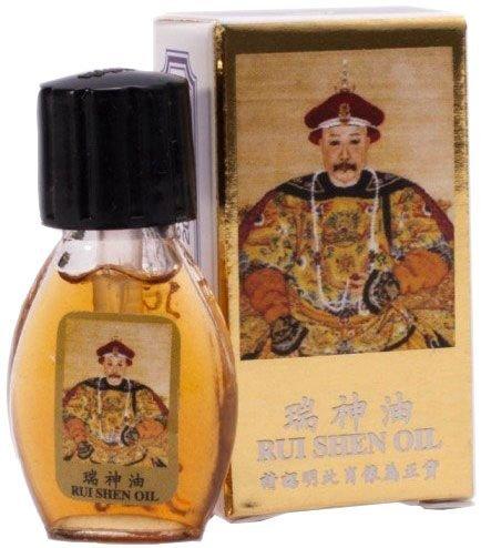 Condoom Anoniem Rui Shen Oil (Suifan Kwang Tze Solution)