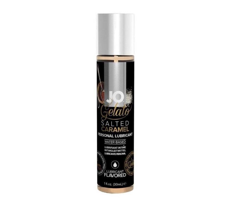 Gelato Salted Caramel - glijmiddel op waterbasis 30ml