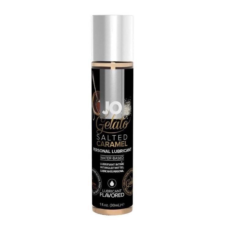 Jo Gelato Salted Caramel - Glijmiddel Op Waterbasis 30ml